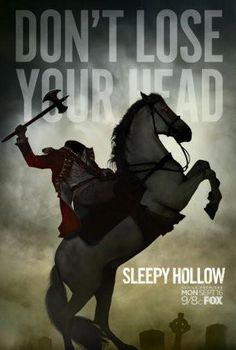 Sleepy Hollow Poster 24inx36in Poster