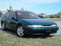 1995 Subaru SVX. This car is the exact make, model, & color as mine!