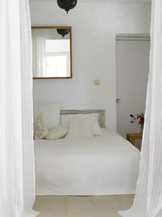 ahhh, summer breeze, white, light... bedroom (images and information from Ikea Family Live)