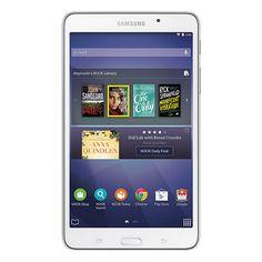 One lucky reader will win a Samsung Galaxy Tab NOOK, a $179.99 value! Samsung Galaxy Tab 4 Nook Review | anightowlblog.com