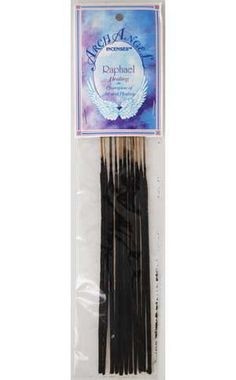 12 x RAPHAEL ARCHANGEL INCENSE STICK Wicca Witch Pagan Reiki Goth  Spell Herb