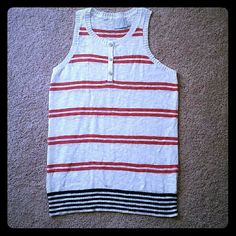 Michael Stars Henley Tank Top Exellent Used Condition. Great For Summer Layering. 58% Cotton. 31% Rayon. 11% Soy. Michael Stars Tops Tank Tops
