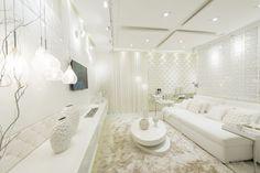 Decoração branco total - Casa cor Santa Catarina.  In http://www.modait.com.br/blog-de-moda/tudo-da-moda/o-impacto-aconchegante-do-branco-na-decoracao/veja-mais/