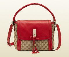 Tracolla Gucci - Gucci & Red, Oh My