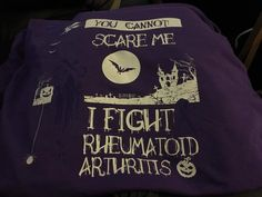 Rheumatoid Arthritis, T Shirt, Tops, Women, Supreme T Shirt, Tee, Women's, Shell Tops, Tee Shirt