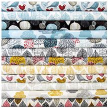 Available in stores starting around November Bark & Branch by Eloise Renouf for Fabrics certified organic cotton fabric. Haberdashery Shop, Stitch Shop, Tiger Stripes, Cloud 9, Fabric Shop, Surface Pattern, Crafts To Make, Fabric Design, Organic Cotton