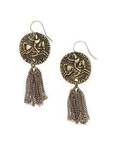 Garden Gate Earrings, Earrings - Silpada Designs   K&R Collection KRW0060  $49 (Brass) Order @ mysilpada.com/laurie.woods