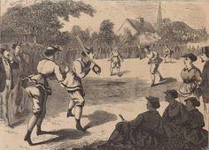 1868 Peterboro Women's Baseball Game, Courtesy National Baseball Hall of Fame Library Nationals Baseball, Baseball Games, Elizabeth Cady Stanton, Athletic Fashion, Vintage Photos, New York, History, Wild Women, Bb