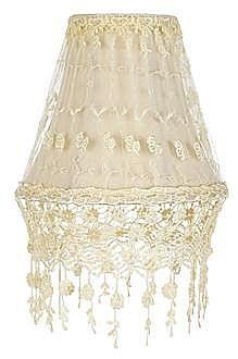 How to Make Victorian Lamp Shades
