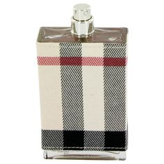 Burberry London by Burberry 3.3 oz EDP Spray Perfume for Women TESTER NEW #Burberry