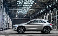 Mercedes Benz Concept GLA