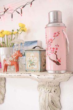 spring feeling in pastel