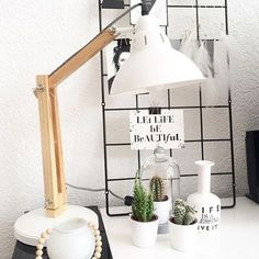 Home office decor is a very important thing that you have to make percfectly in your house. You need to make your home office decor ideas become a very awe Decor, Room, Home Office Decor, Home, Lamp, Room Inspiration, Home Deco, Bedroom, Chill Room