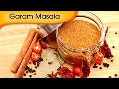 Garam Masala Recipe by Ruchi Bharani - Indian Spice Variety [HD] - YouTube