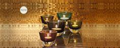 Yuna - jednoduché barevné svícny Red Wine, Alcoholic Drinks, Glass, Drinkware, Alcoholic Beverages, Corning Glass, Alcohol