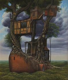 Art of Jacek Yerka
