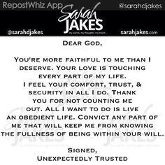 Sarah Jakes quotes.