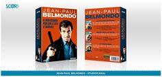 Coffret DVD Jean-Paul Belmondo, STUDIOCANAL
