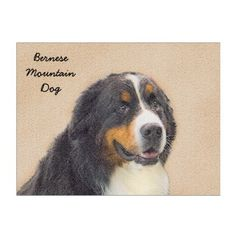 #Bernese Mountain Dog Yard Sign - #bernese #mountain #dog #puppy #dog #dogs #pet #pets #cute #bernesemountaindog