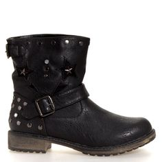 Skechers Womens ASAPSTART COMBAT Black Boot 7 US >>> Click image to review more details.