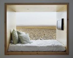 Window cube for sitting