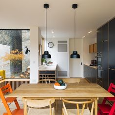 Leytonstone — Bespoke plywood furniture - Bespoke Plywood Kitchen by Uncommon Projects -
