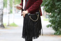 ANNAWII ♥ - NEW FRINGE BAG