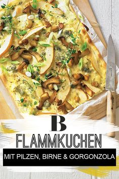 die besten 25 flammkuchen belag ideen auf pinterest pizza belag flammkuchen mit ziegenk se. Black Bedroom Furniture Sets. Home Design Ideas
