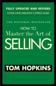 How to Master the Art of Selling by Tom Hopkins (#5 on @incmagazine Top 10 Sales Books of All Time)