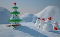 Christmas (1920x1200) Wallpaper - Desktop Wallpapers HD Free Backgrounds