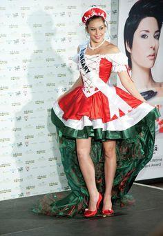Miss Univers 2010: les costumes nationaux des participantes