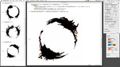 """Typography design? Logograms from the movie """"Arrival"""" (2016)"""