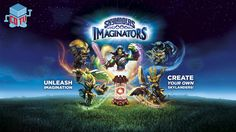 Skylanders Imaginators News on PvP + Kaos + Crystals + More