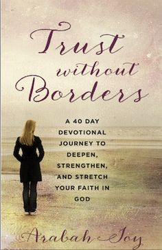 Do you ever feel spiritually marginalized by doubt, distrust, or insecurity? Join missionary Arabah Joy on a vulnerable, compelling journey to trust. Deepen your intimacy with God through this 40 day devotional journey. JUST RELEASED BOOK available now in Life Changing Books, All That Matters, Christian Life, Christian Women, Christian Living, Christian Devotions, Christian Sayings, Christian Encouragement, Gods Promises