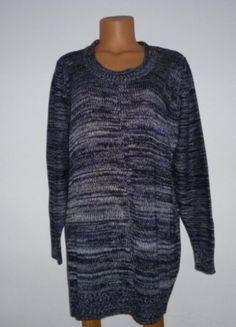 Kup mój przedmiot na #vintedpl http://www.vinted.pl/damska-odziez/dlugie-swetry/15350788-tunika-zizzi-4648