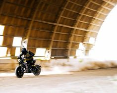 Pirelli x Vibrazioni Ducati Scrambler ~ Return of the Cafe Racers