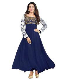 e9dfc15ffd 13 Best Buy Online Anarkali Dress India images
