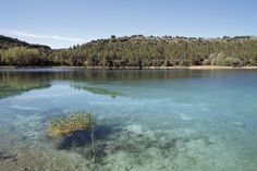 Piscinas naturales y playas lejos del mar.