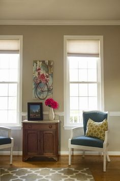 Revere Pewter {most popular paint color at FPC}
