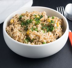Have a big week coming up? Make this spicy shredded chipotle chicken ahead of time and quickly make two healthy dinners later in the week.
