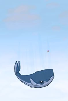 I like this whale if it wasn't so bumpy.