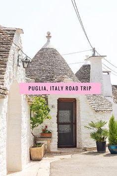 A guide to visiting Italy's most unique region, Puglia.  See Polignano a Mare, Alberobello, Gallipoli, Ostuni, Locorotondo and more!