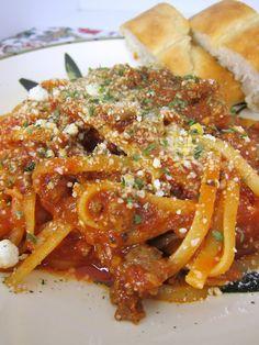 All-In-One Spaghetti | Plain Chicken