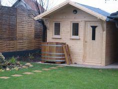 Kültéri szaunaház Shed, Outdoor Structures, Barns, Sheds