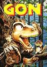 Gon Comic Book