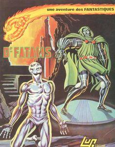 Album 4 Fantastiques N° 04, Dr. Fatalis -