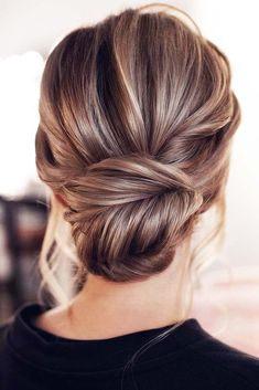 15 Stunning Low Bun Updo Wedding Hairstyles from Tonyastylist cla. - 15 Stunning Low Bun Updo Wedding Hairstyles from Tonyastylist classic updo wedding h - Wedding Hairstyles For Long Hair, Wedding Hair And Makeup, Up Hairstyles, Hairstyle Ideas, Style Hairstyle, Bridal Hairstyles, Simple Homecoming Hairstyles, Hair Ideas, Classic Updo Hairstyles