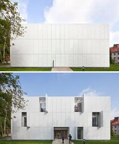 MRI building MDC Berlin-Buch Campus, Glass Löbbert Kramer Architects