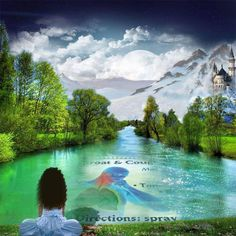 Put your face or any picture into 'Peaceful Contemplation' realistic photo montage template online, making a new reality scene. Lab, Collage, Famous Books, Painting Wallpaper, Photo Effects, Peace And Love, My Photos, Instagram, Scene