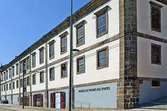 Turismo do Porto - Portal Oficial - Visitar - Museu do Vinho do Porto #WineTourism #Porto #Museum